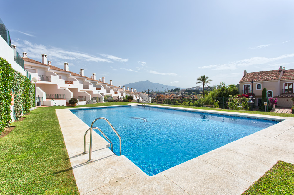 Towhouses in New Golden Mile – Estepona