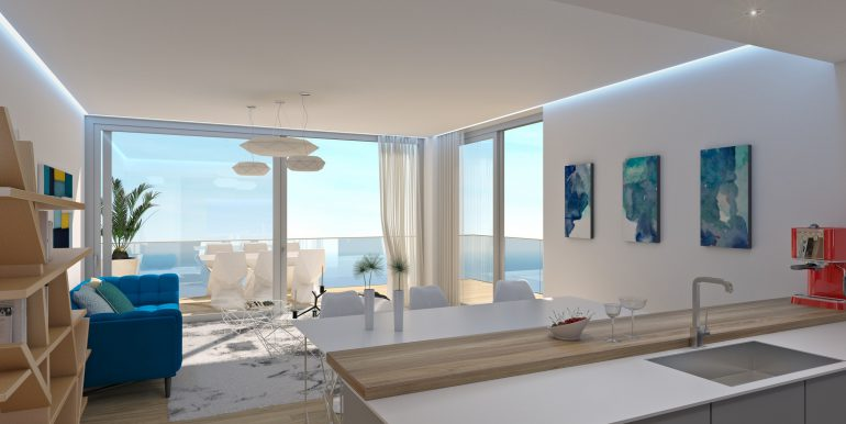 New build luxury properties apartments and penthouses on Costa del Sol, Malaga - APARTMENT-LIVING-2