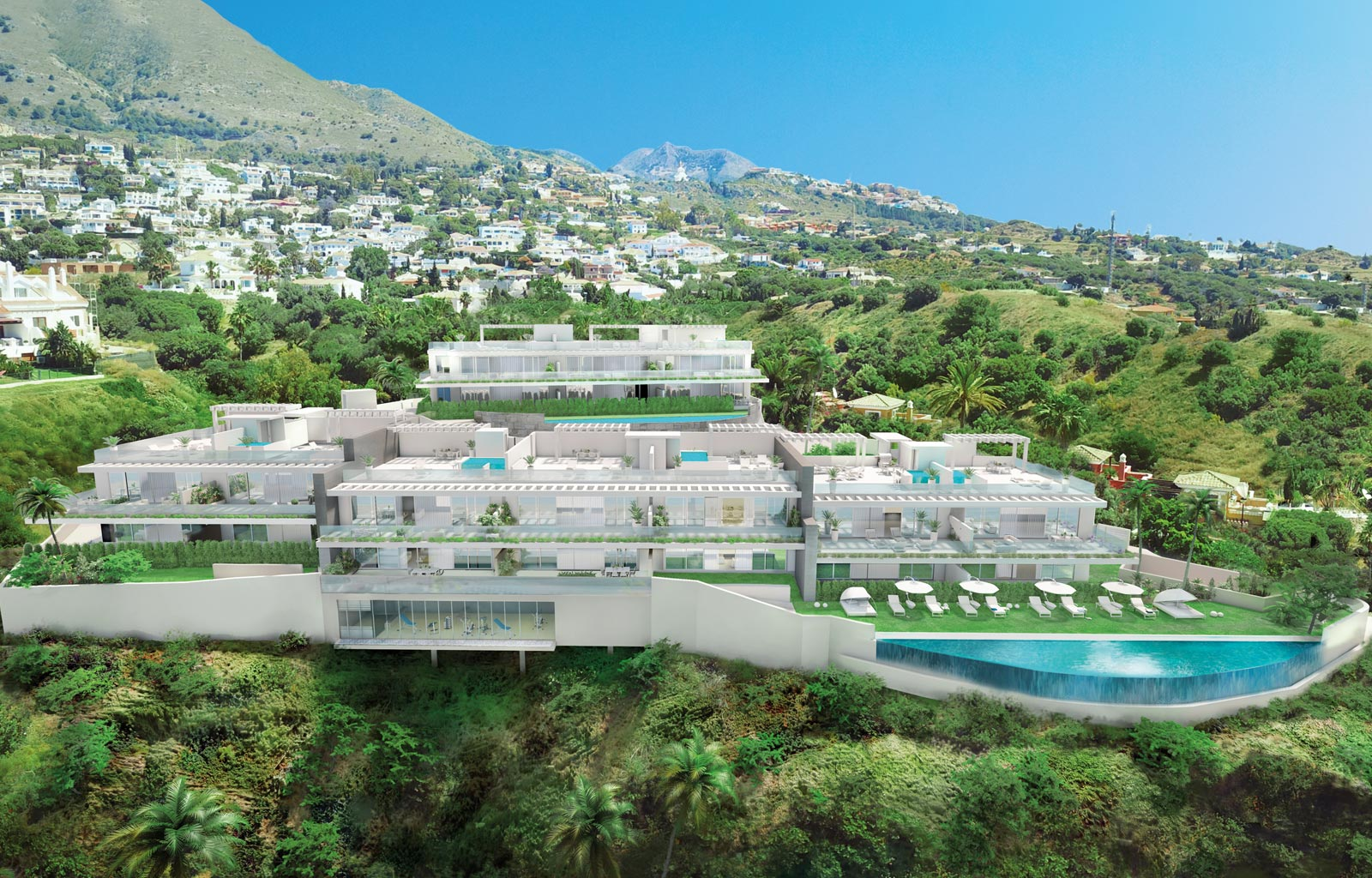 Stunning new build properties for Sale – The One